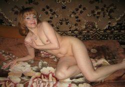 Блондинка Оля из Москвы ищет мужчину для секса